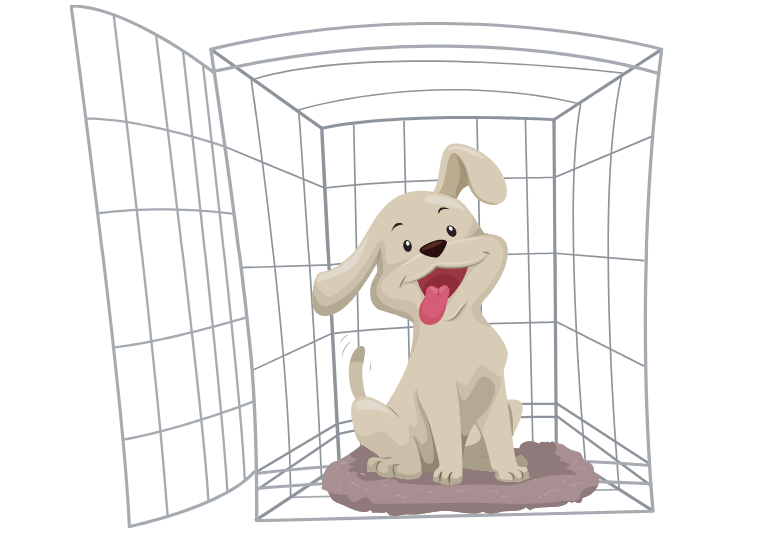 Heavy-Duty Dog Crate 6 Best Indestructible Dog Crates in 2021