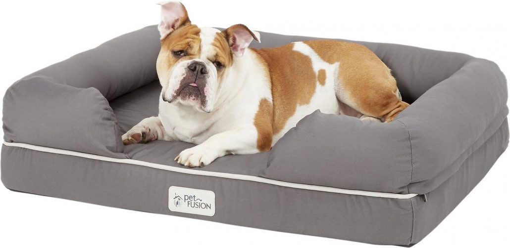 Pet fusion indestructible dog beds - chew proof dog bed (1)