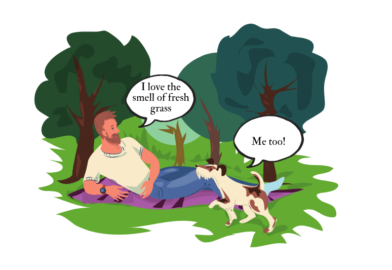 Why Dogs Roll in The Grass - Reasons Why Dogs like to Roll in Grass (4)