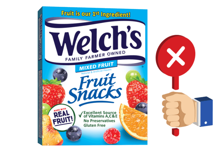 Can Dogs Have welch's Fruit Snacks -  are fruit snacks harmfu lto dogs