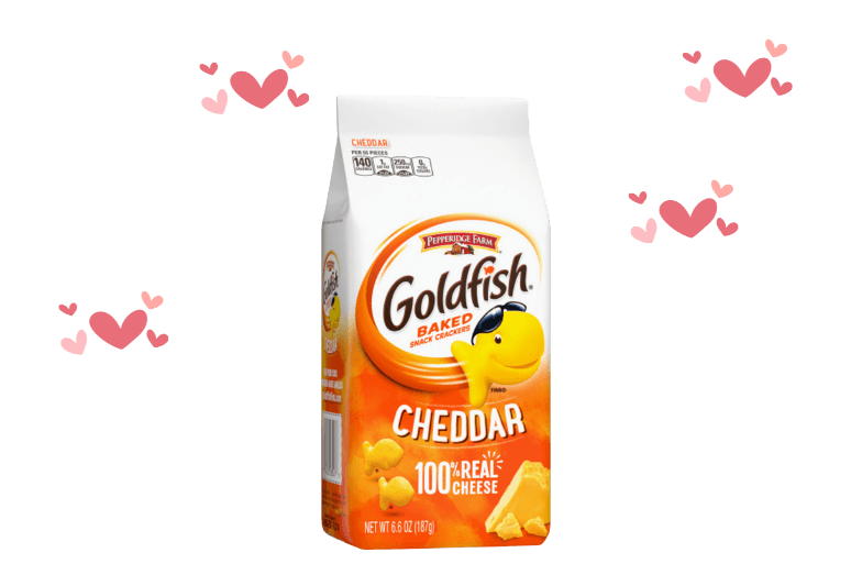 4. can dogs eat goldfish crackers –can dogs have goldfish crackers